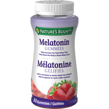 Nature\'s Bounty Melatonin Gummies