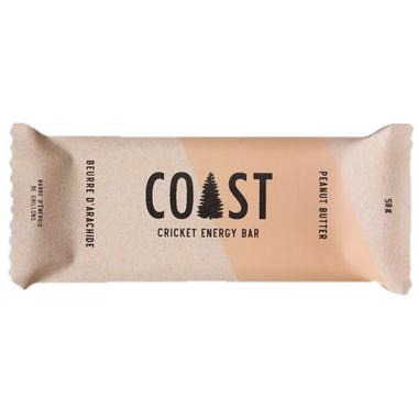 Coast Protein Peanut Butter Cricket Bar