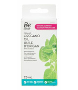 Be Better Organic Oil of Oregano
