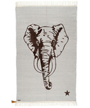 Varanassi Rug Gypsy Collection Elephant