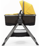 Diono Quantum 2 Carrycot & Travel Stand Yellow Sulphur