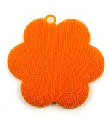 RSVP Silicone Soft Scrubber Orange