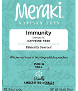 Meraki Artisan Teas Immunity