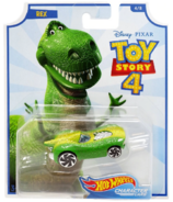Hot Wheels Toy Story 4 Character Rex Car
