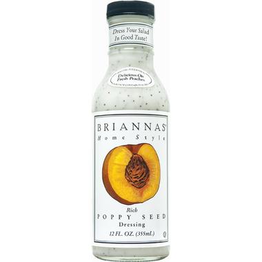 Briannas Rich Poppy Seed Dressing