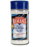Redmond Real Salt All Natural Sea Salt