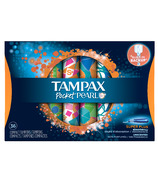 Tampax Pocket Pearl Tampons Super Plus