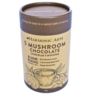 Harmonic Arts 5 Mushroom Chocolate Elixir