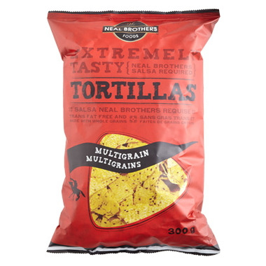 Neal Brothers Multigrain Tortilla Chips
