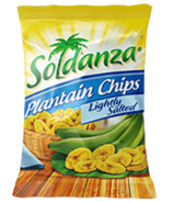 Soldanza Plantain Chips Lightly Salted