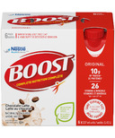 BOOST Original Chocolate Latte Meal Replacement Drink