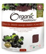 Organic Traditions Maqui Berry Powder