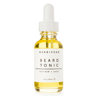 Herbivore Botanicals Beard Tonic Vetiver + Sage