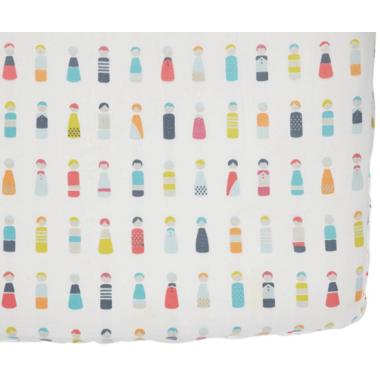 Petit Pehr Little Peeps Crib Sheet