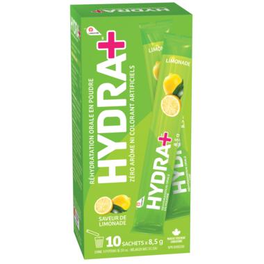 Hydra+ Oral Rehydration Powder Lemonade