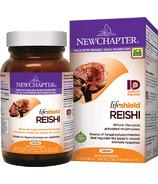 Champignons Reishi à cycle de vie complet activé LifeShield de New Chapter