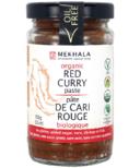Mekhala Organic Thai Red Curry Paste