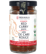 Mekhala Organic Thai Red Curry Paste