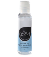 All Good Unscented Hand Sanitizer Gel