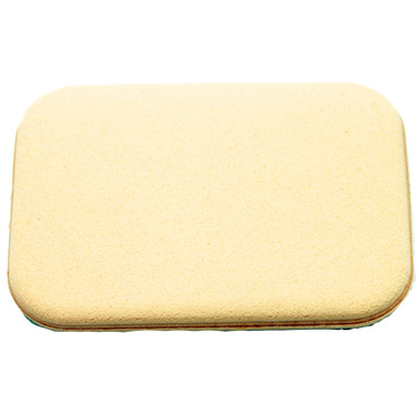 Basicare Rectangle Foundation Sponge