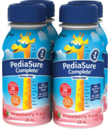 PediaSure Complete Grow & Gain Strawberry
