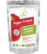 Ecoideas Organic Raw Pepper Crunch