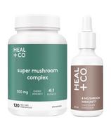 HEAL + CO. Mushroom Bundle