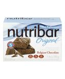 Nutribar Original Belgian Chocolate Bars