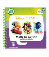 LeapFrog LeapStart 3D Pixar Math in Action with Listening Skills Activity