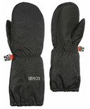 Kombi The Bear Paw Children's Mitt Black