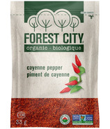 Forest City Organic Cayenne Pepper