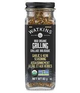 Watkins Organic Garlic & Herb Seasoning