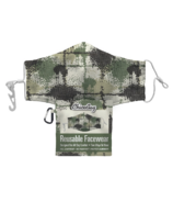 ChicoBag Reusable 2-Layer Face Mask Camo Splatter