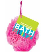 Danielle Creations Bath Blitz Dual Bath Pouf