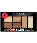 Rimmel London Mini Power Sassy Palette