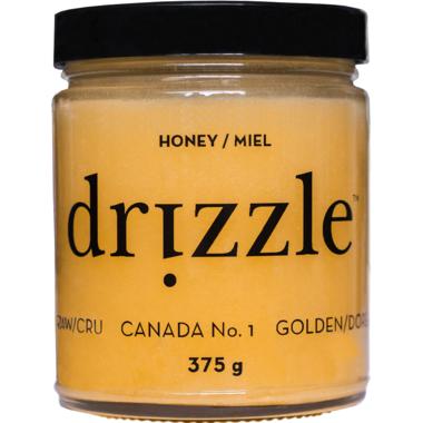 Drizzle Golden Raw Honey