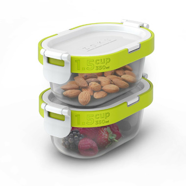 Zoku Neat Stack Snack Pack