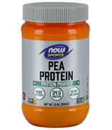 NOW Sports Pea Protein Powder Unflavoured Small