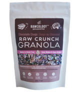 Rawcology Chocolate Chaga Raw Crunch Granola