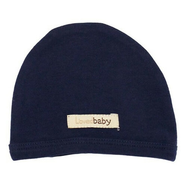 L\'oved Baby Cute Cap Organic Navy