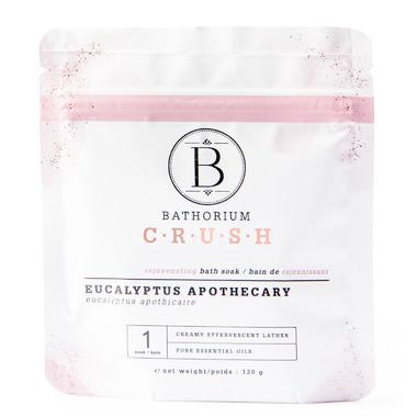 Bathorium CRUSH Eucalyptus Apothecary Rejuvenating Bath Soak