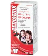 Pediatrix Liquid Solution For Children Cherry