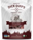 Dick Duff's Organic Beef Jerky Red Wine & Rosemary