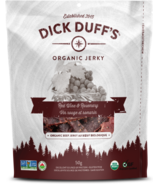 Dick Duff's Organic Beef Jerky Red Wine & Rosemary