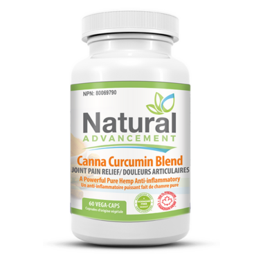 Natural Advancement Canna Curcumin Blend