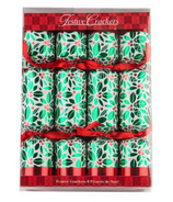 Walpert Mistletoe Holly Crackers