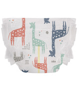 The Honest Company Diapers Multi-Color Giraffes Size 1