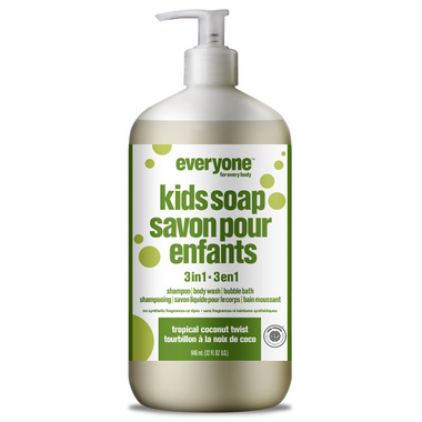 Everyone Soap Kids Tropical Coconut Twist