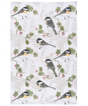 Now Designs Tea Towel Chickadee