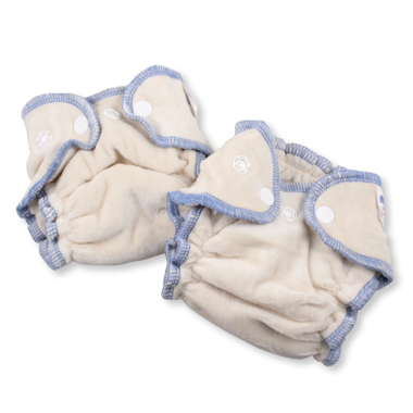 RearZ Better Than Organic French Velour Diaper Size 0